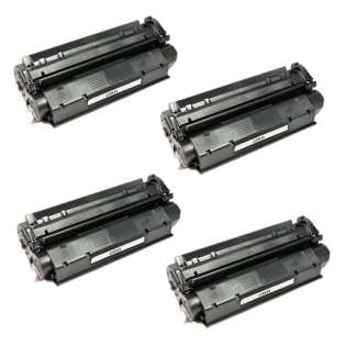 Compatible Canon FX-8 / S35 toner cartridges - black - Pack of 4