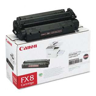 Canon FX-8 Genuine Original (OEM) laser toner cartridge, 3500 pages, black