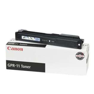 Canon GPR-11 Genuine Original (OEM) laser toner cartridge, 25000 pages, black