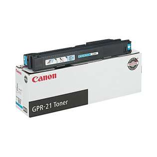 OEM (genuine original) Canon 0261B001AA (GPR-21) toner cartridge - cyan