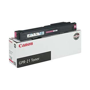 OEM (genuine original) Canon 0260B001AA (GPR-21) toner cartridge - magenta