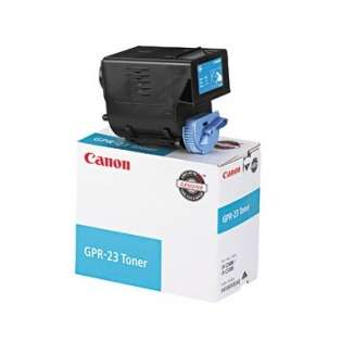 Original Canon 0453B003 (GPR-23) toner cartridge - cyan - now at 499inks