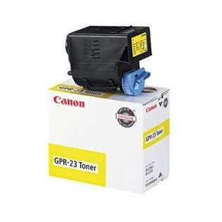 Original Canon 0455B003 (GPR-23) toner cartridge - yellow - now at 499inks