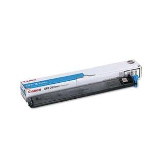 Canon GPR-26 Genuine Original (OEM) laser toner cartridge, 9500 pages, cyan