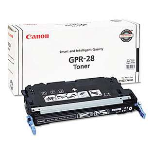 Original (Genuine OEM) Canon 1660B004 (GPR-28) toner cartridge - black