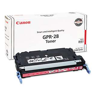 Original (Genuine OEM) Canon 1658B004 (GPR-28) toner cartridge - magenta