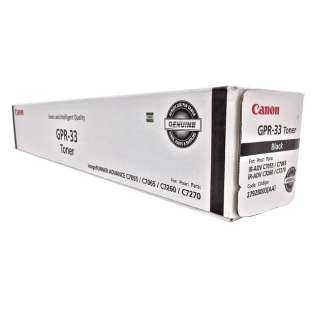 Original (Genuine OEM) Canon 2792B003AA (GPR-33) toner cartridge - black