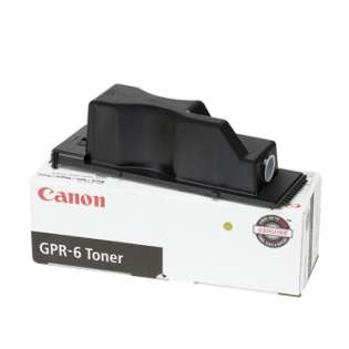 OEM Canon 6647A003AA / GPR-6 cartridge - black