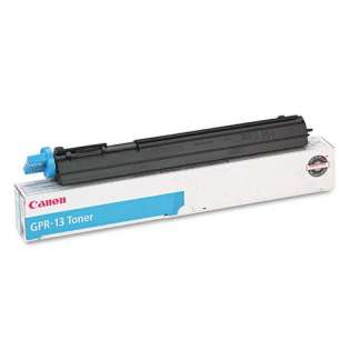 Canon GRP-13 Genuine Original (OEM) laser toner cartridge, 8500 pages, cyan