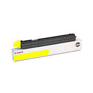 Canon GRP-13 Genuine Original (OEM) laser toner cartridge, 8500 pages, yellow