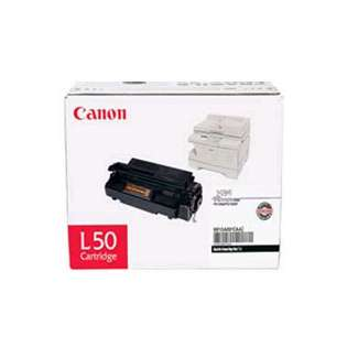 Canon L50 Genuine Original (OEM) laser toner cartridge, 5000 pages, black