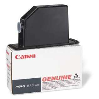 Canon NPG-13 Genuine Original (OEM) laser toner cartridge, 9500 pages, black
