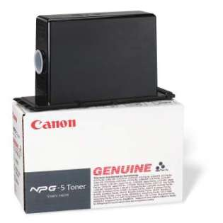 OEM Canon F41-8221-740 / NPG-5 cartridge - black