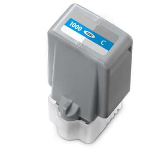Compatible ink cartridge for Canon PFI-1000C - cyan