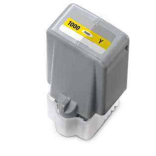 Compatible ink cartridge for Canon PFI-1000Y - yellow