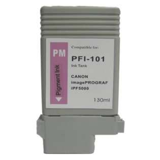 Compatible Canon PFI-101PM ink cartridge, photo magenta