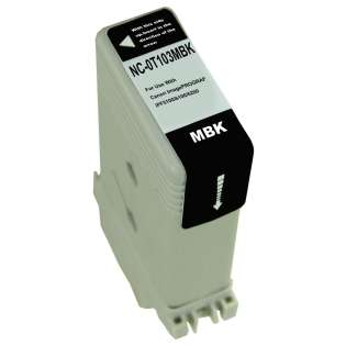 Compatible Canon PFI-103MBK ink cartridge, pigment matte black