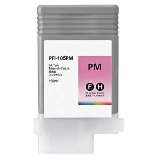 Replacement for Canon PFI-105PM - photo magenta