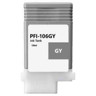 Replacement for Canon PFI-106GY - gray