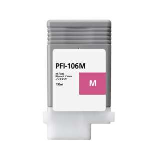 Replacement for Canon PFI-106M - magenta