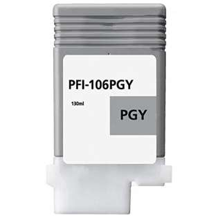 Replacement for Canon PFI-106PGY - photo gray