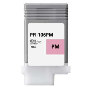 Replacement for Canon PFI-106PM - photo magenta
