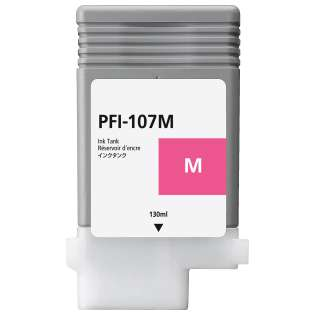 Replacement for Canon PFI-107M - magenta