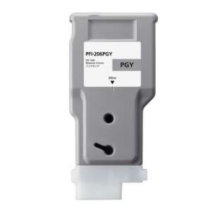 Replacement for Canon PFI-206PGY - photo gray