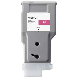 Replacement for Canon PFI-207M - magenta