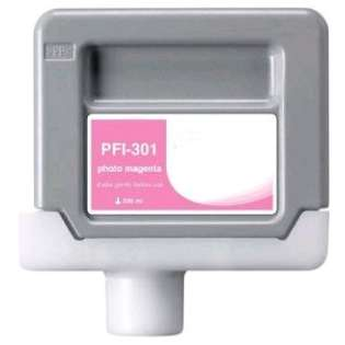 Compatible Canon PFI-301PM ink cartridge, pigment photo magenta