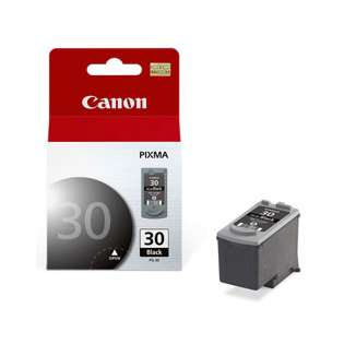 Canon PG-30 Genuine Original (OEM) ink cartridge, pigment black