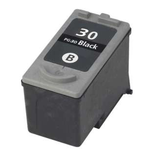 Remanufactured Canon PG-30 ink cartridge - black