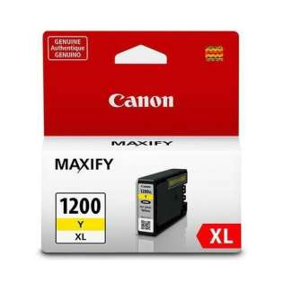 OEM Canon PGI-1200Y XL cartridge - yellow
