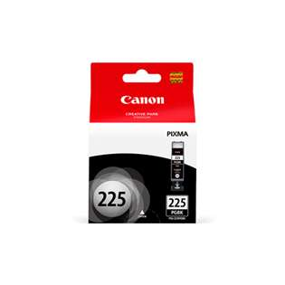 Canon PGI-225 Genuine Original (OEM) ink cartridge, pigment black