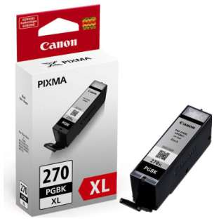 OEM Canon PGI-270 XL cartridge - pigment black