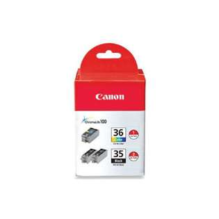Canon PGI-35, CLI-36 Genuine Original (OEM) ink cartridges (pack of 2)
