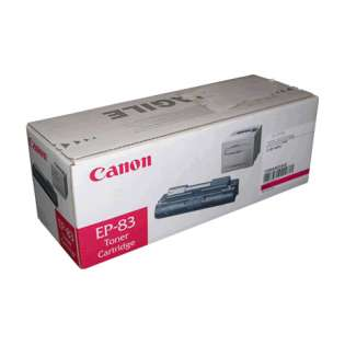 Canon EP-83 Genuine Original (OEM) laser toner cartridge, 6000 pages, magenta