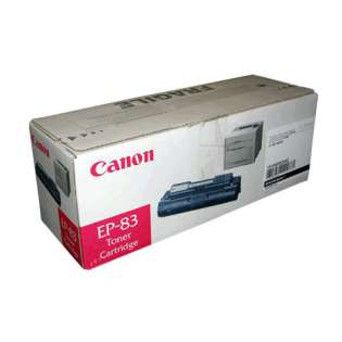 Canon EP-83 Genuine Original (OEM) laser toner cartridge, 9000 pages, black