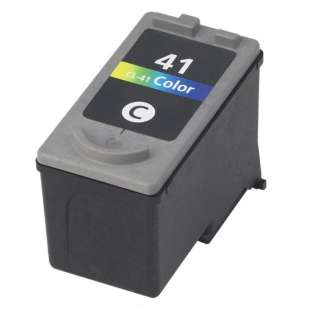 Remanufactured Canon CL-41 ink cartridge, color
