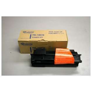 OEM Copystar 370QB012 cartridge - black