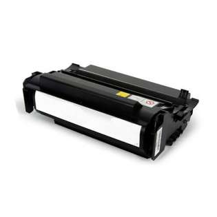 Remanufactured Dell S2500 Black MICR toner cartridge, 10000 pages, black