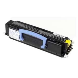 Dell 1710 Genuine Original (OEM) laser toner cartridge, 6000 pages, black