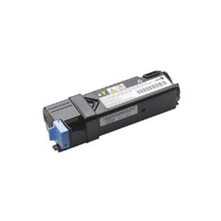 Remanufactured Dell 1320 toner cartridge, 2000 pages, yellow