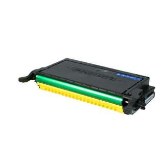 Remanufactured Dell 2145 toner cartridge, 5000 pages, yellow