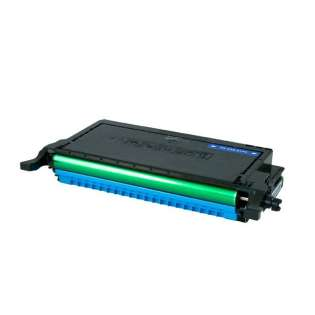Remanufactured Dell 2145 toner cartridge, 5000 pages, cyan