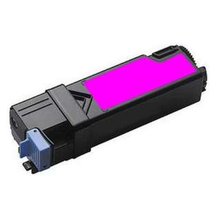 Remanufactured Dell 2150, 2155 toner cartridge, 2500 pages, magenta