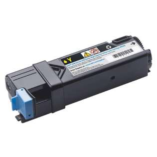 Original Dell 331-0718 (9X54J, NPDXG) toner cartridge - high capacity yield yellow