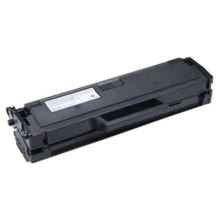 Remanufactured Dell B1260, B1265 toner cartridge, 2500 pages, black