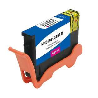 Compatible inkjet cartridge for Dell 6M6FG (Series 33) - extra high capacity magenta