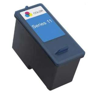 Remanufactured Dell Series 11, CN596 ink cartridge, high capacity yield, color